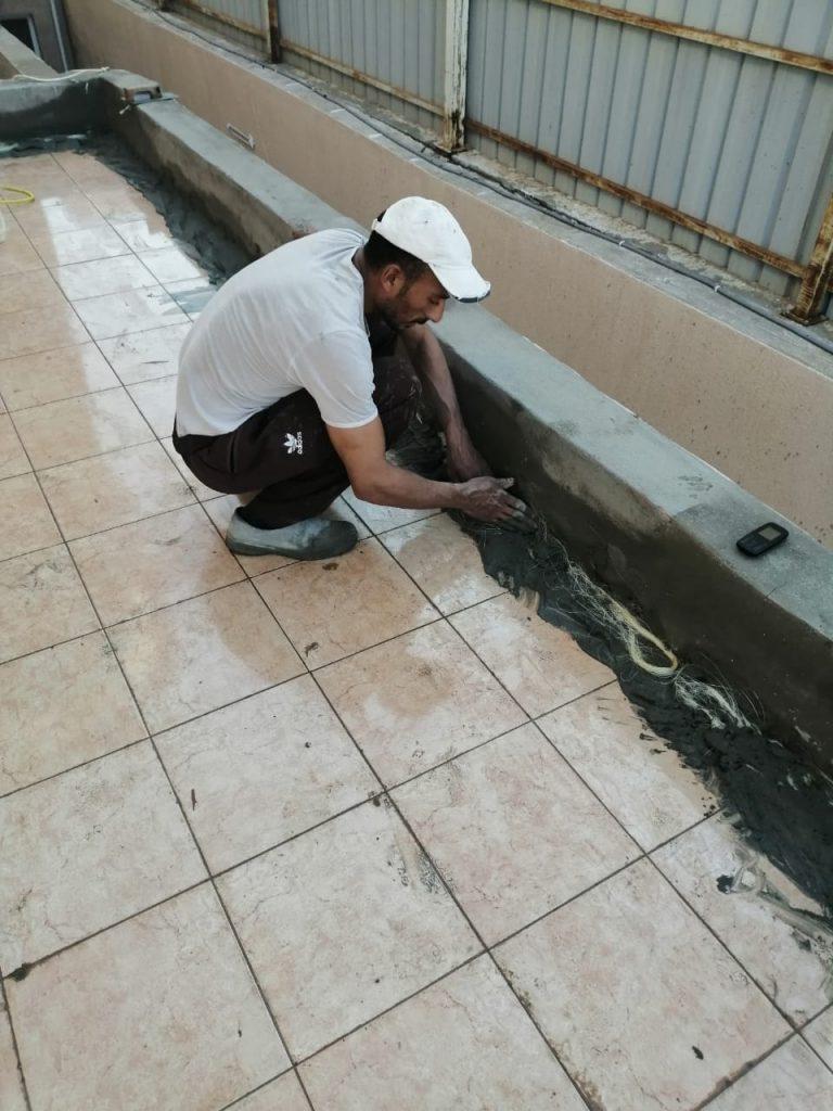 كشف تسربات المياه بمكة
