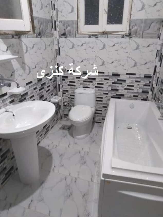 كشف تسرب الحمامات